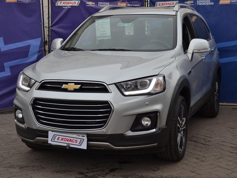 Camionetas Kovacs Chevrolet Captiva ltz awd at ac 2017