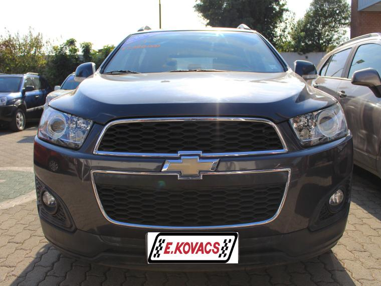 chevrolet captiva iv 2.4 fwd 6mt