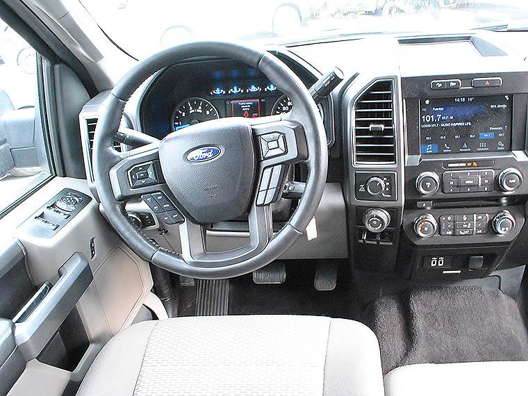 ford f-150 f150 xlaut 5.0 4x4 x