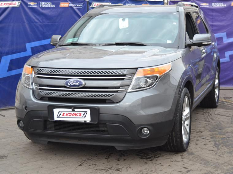 Camionetas Kovacs Ford Explorer ltd 4x4 3.5 aut ac 2014
