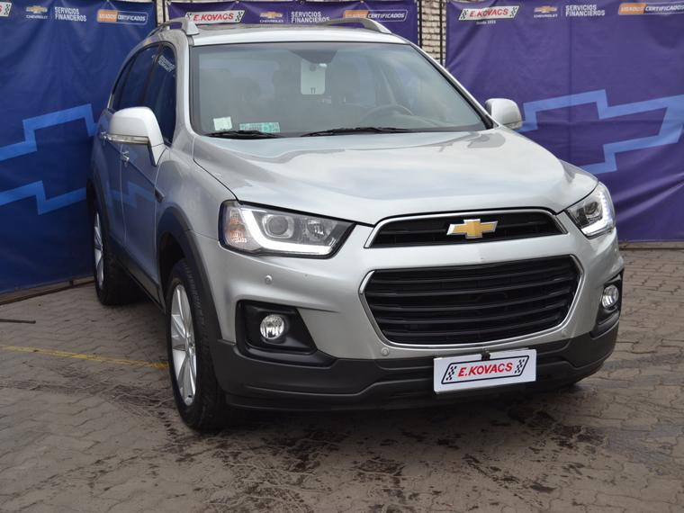 chevrolet captiva lt awd 2.4 at ac