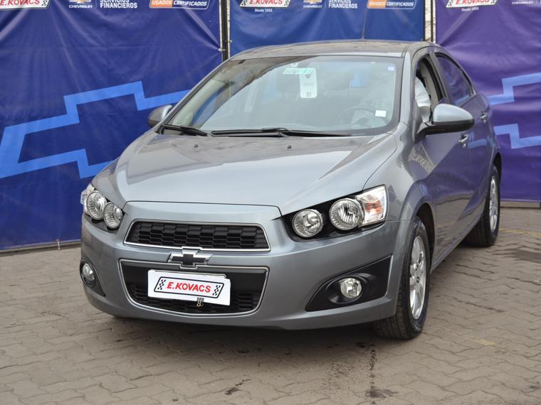 Autos Kovacs Chevrolet Sonic ii lt1.6 ac 2014