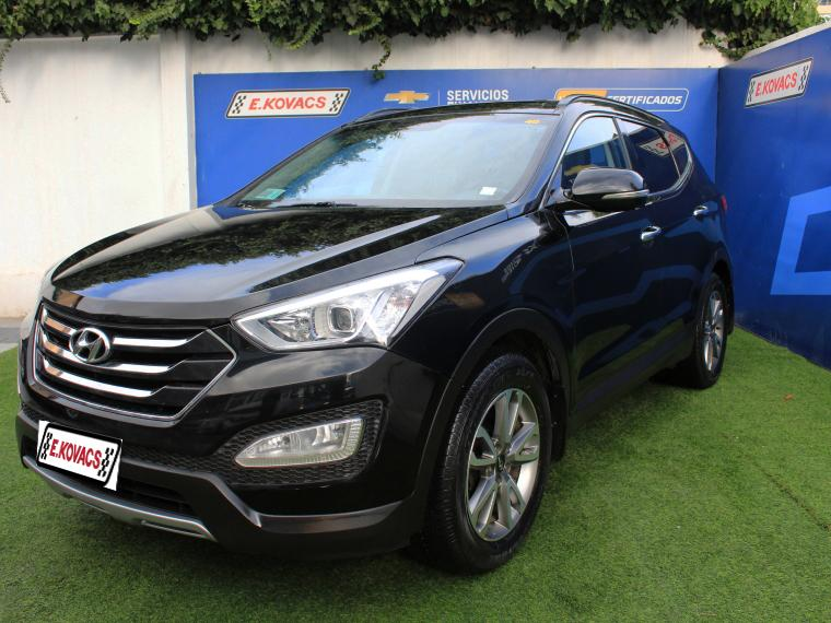 Camionetas Kovacs Hyundai Santa-fe gls 4wd 2.4 aut 2014