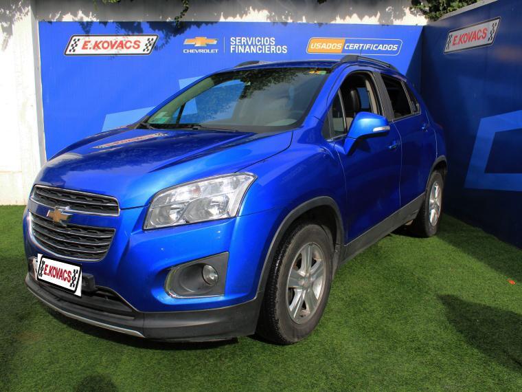 Camionetas Kovacs Chevrolet Tracker lt 1.8 2017