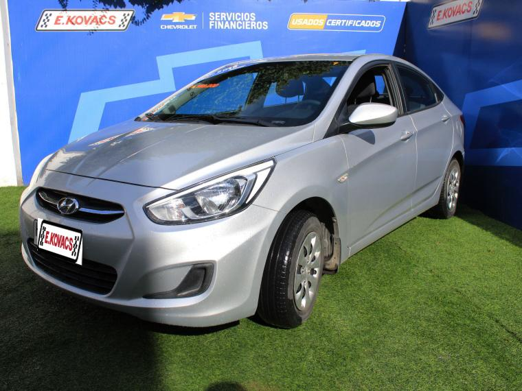 Autos Kovacs Hyundai Accent rb gl 1.4 2015