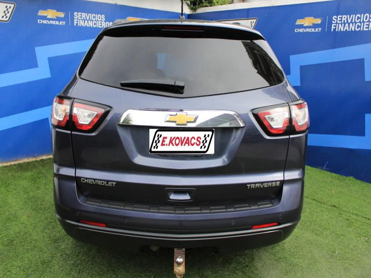 chevrolet traverse iii lt 3.6
