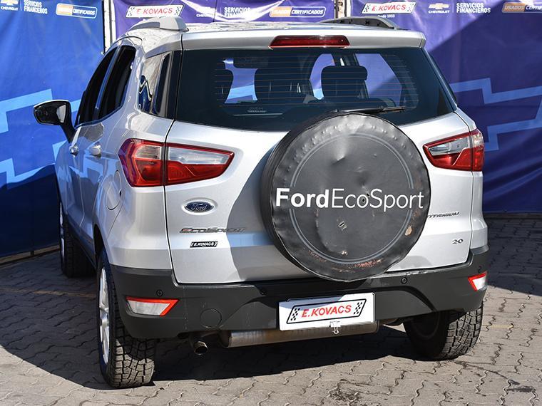 ford ecosport titanium aut ac
