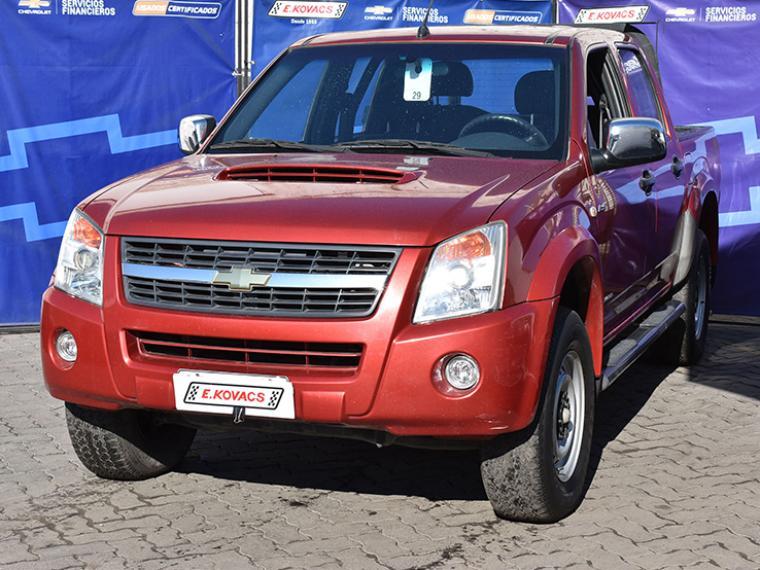 Camionetas Kovacs Chevrolet D-max e4 2.4 ac 2014