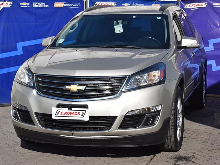 Camionetas Kovacs Chevrolet Traverse 3.6 at ac 2016
