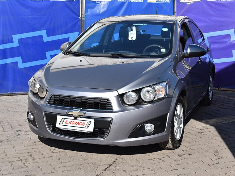 Autos Kovacs Chevrolet Sonic lt 1.6 ac at 2013