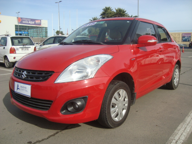 Autos Andrade Automotriz Suzuki Swift gl 1.2 2015