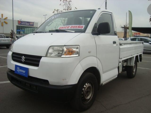 Camionetas Andrade Automotriz Suzuki Apv pick up 1.6 2015