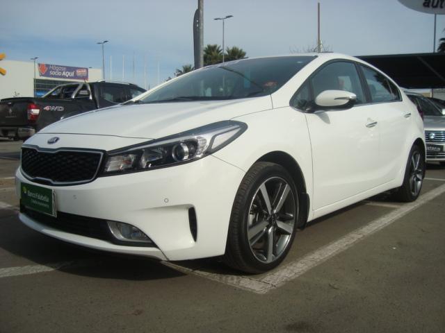 Autos Andrade Automotriz Kia motors Cerato ex 1.6 2018