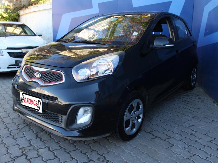 Autos Kovacs Kia Morning ex 1.2 2014