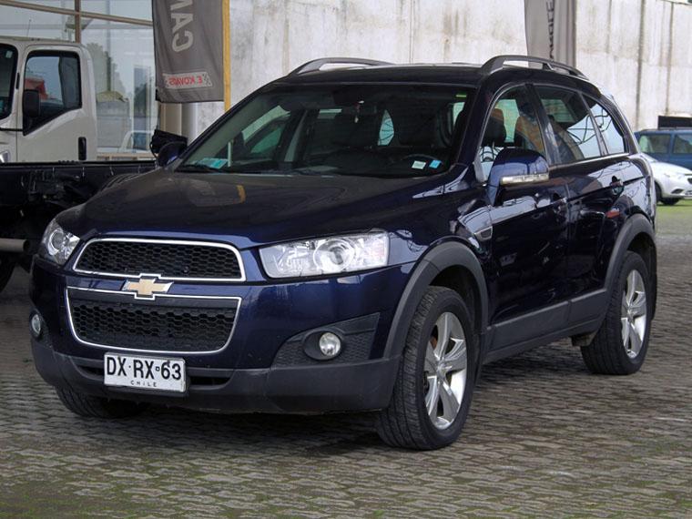Camionetas Kovacs Chevrolet Captiva lt full 2.0d awd 6at 2012