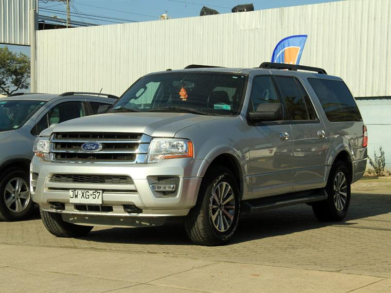 Camionetas Kovacs Ford Expedition xlt 3.5 at 2018