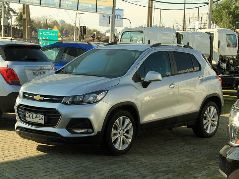 Camionetas Kovacs Chevrolet Tracker ls 1.8 2018
