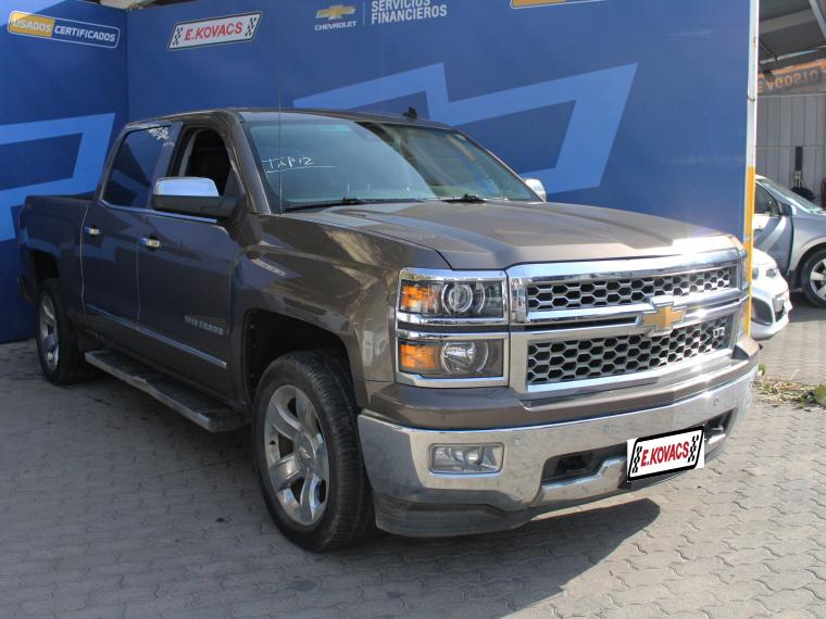 chevrolet silverado ltz 4wd 5.3 at