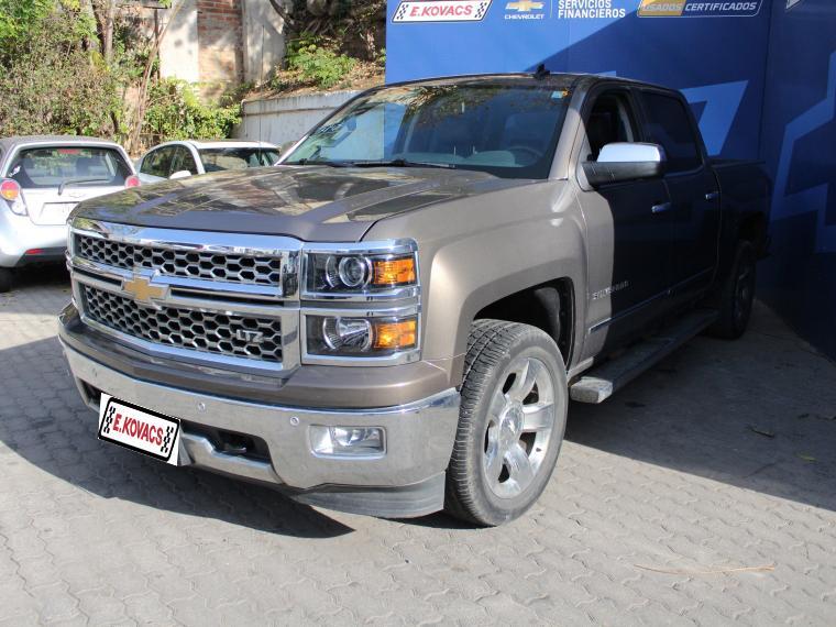 Camionetas Kovacs Chevrolet Silverado ltz 4wd 5.3 at 2016