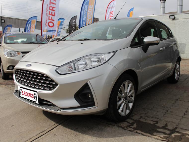 Autos Kovacs Ford Fiesta 1.5 2018