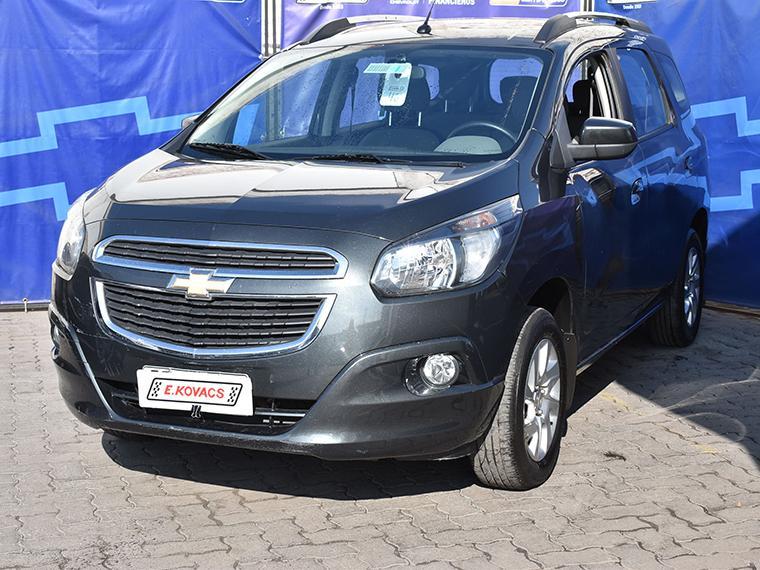 Furgones Kovacs Chevrolet Spin ltz 1.8 ac at 2017