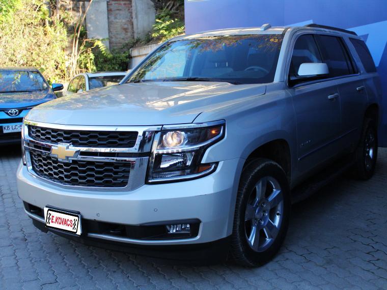 Autos Kovacs Chevrolet Tahoe lt su 4wd 5.3 2017