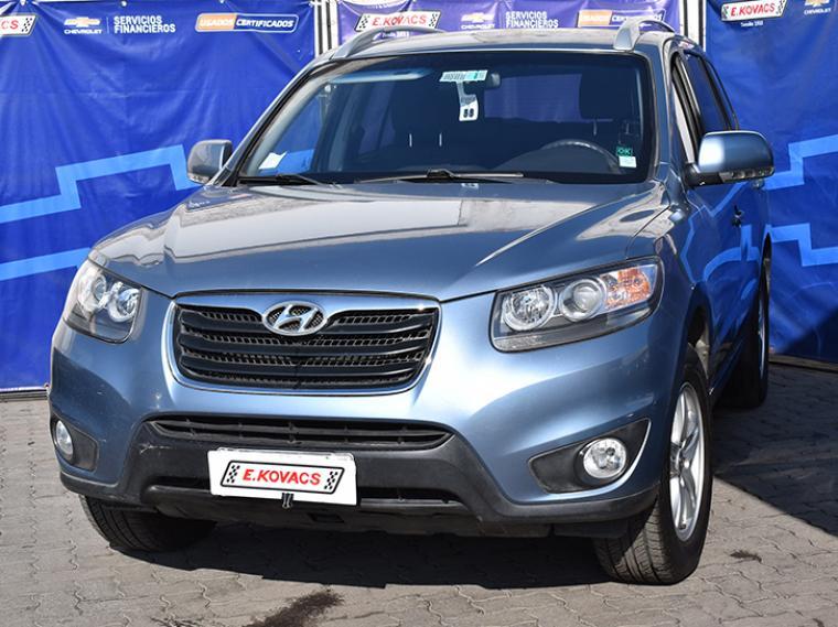 Camionetas Kovacs Hyundai Santa-fe fl gls 2.4 at ac 2010