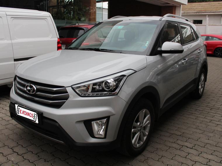 Furgones Kovacs Hyundai G creta mt lsmec 1.6 4 2018