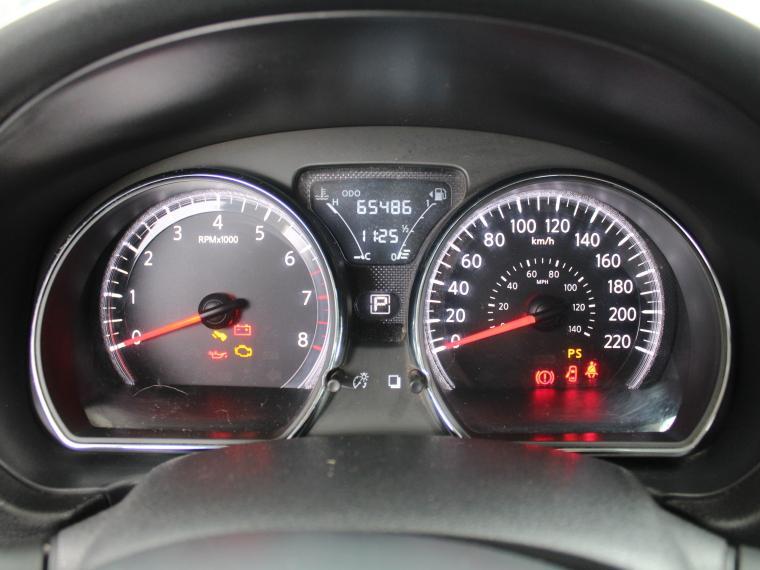 nissan versa advance 1.6 aut