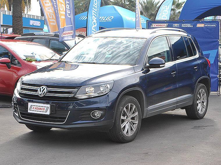 Camionetas Kovacs Volkswagen Tiguan aut 2.0 4x4 sport st 2016