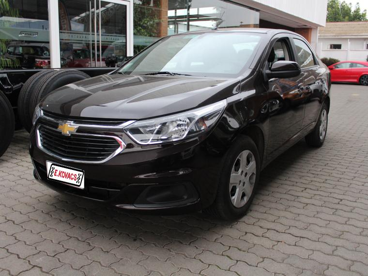 Furgones Kovacs Chevrolet Cobalt 1.8l lt mt 2017