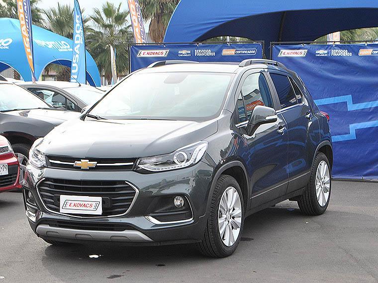 Camionetas Kovacs Chevrolet Tracker ii lt 1.8 2017