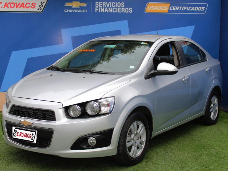 Autos Kovacs Chevrolet Sonic lt 1.6 2015