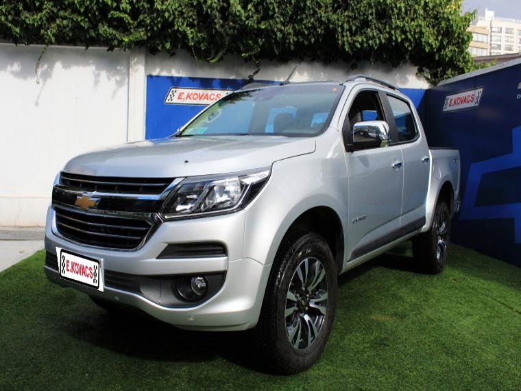 Camionetas Kovacs Chevrolet Colorado ltz at 2.8td 4wd 2018