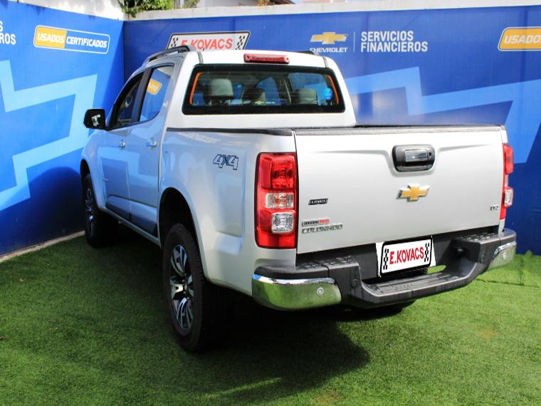 chevrolet colorado ltz at 2.8td 4wd