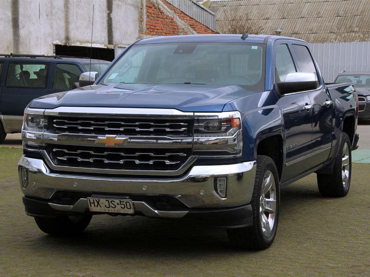 Camionetas Kovacs Chevrolet Silverado new 5.3 4 x 4 2014 2016