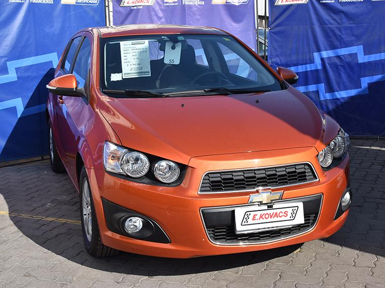 chevrolet sonic lt hb ac at