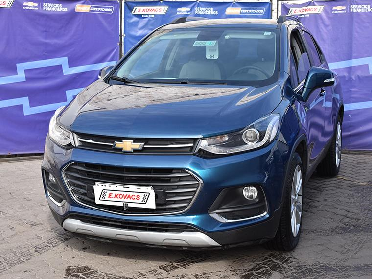 Camionetas Kovacs Chevrolet Tracker ii fwd ac 2019