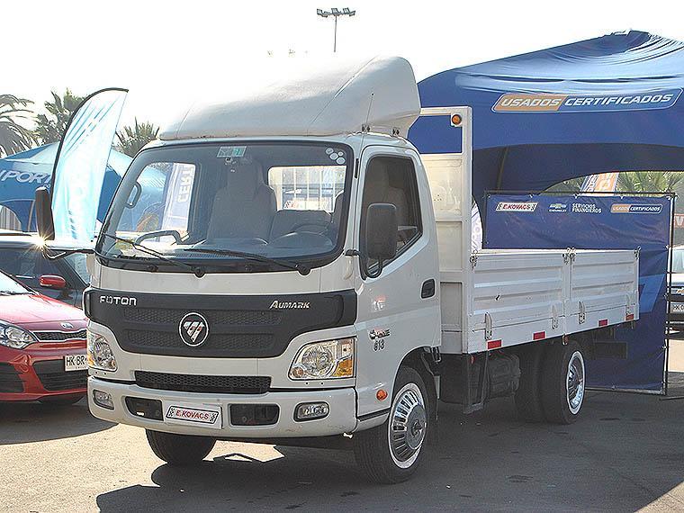 Camiones Kovacs Foton Cargo mec 2.7 4x2 plana 2016