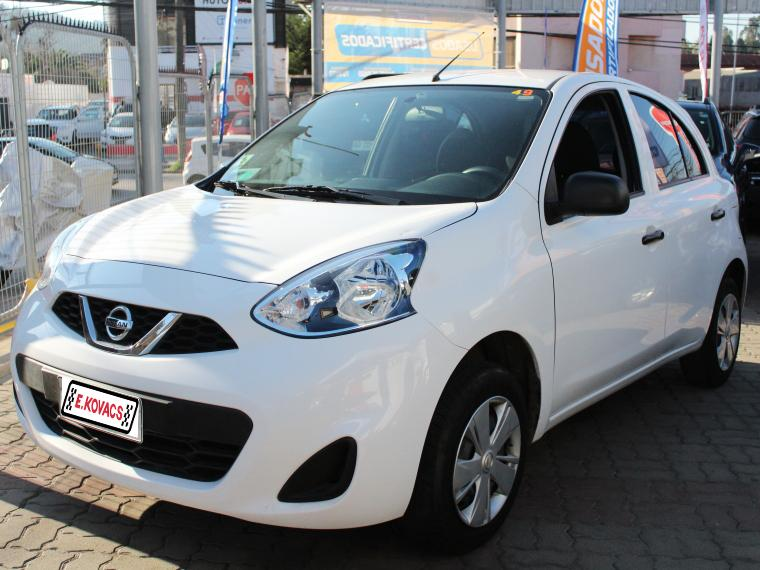 Autos Kovacs Nissan March sportmec 1.6 4x2 dri 2017
