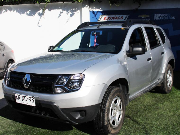 Autos Kovacs Renault Duster life 1.6mec 1.6 4x2 2018