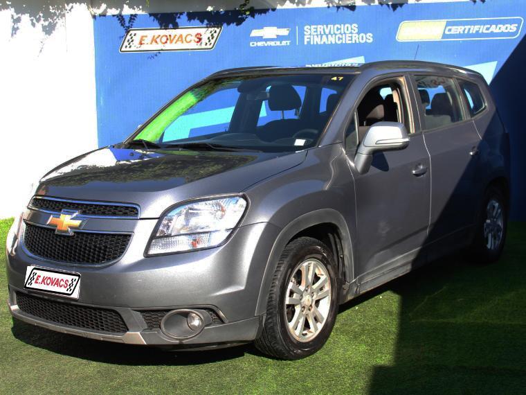 Camionetas Kovacs Chevrolet Orlando ls 2.0 at 2015