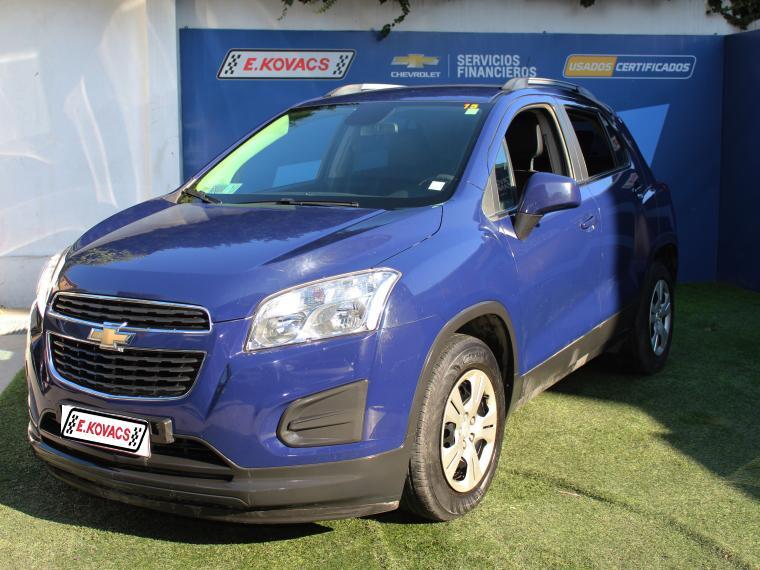 Camionetas Kovacs Chevrolet Tracker 1.8 fwd ls mt 2014