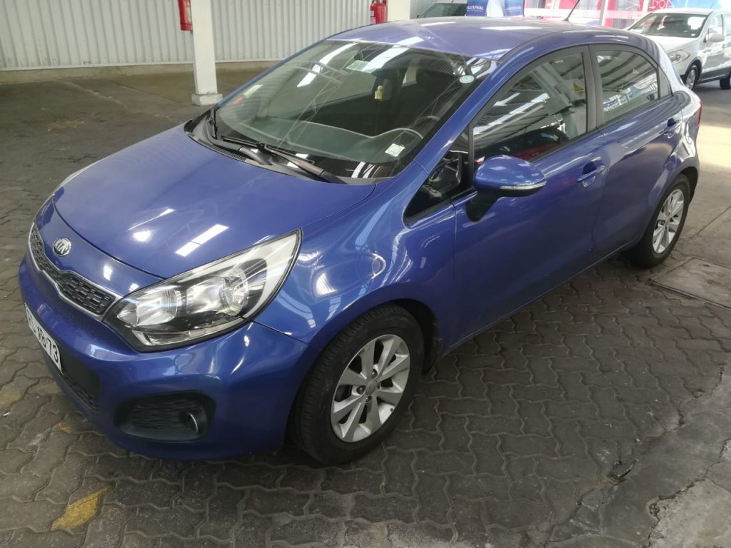 Autos Andrade Automotriz Kia motors Rio 5 ub ex 1.4 at 2013