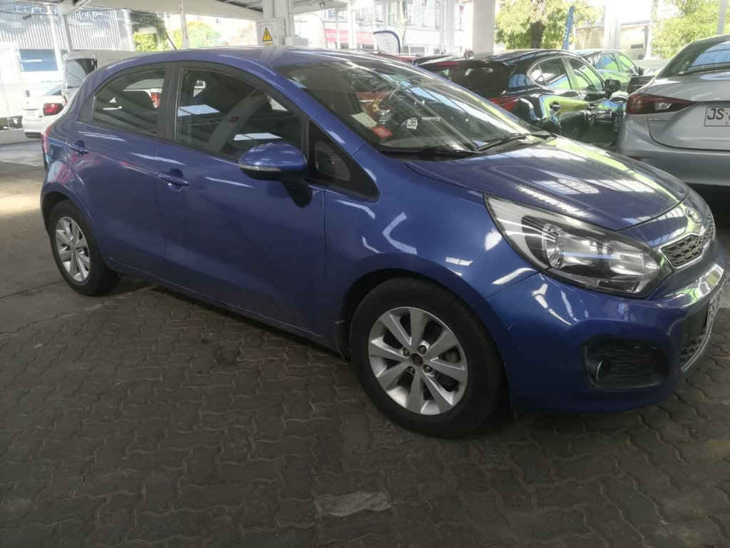kia motors rio 5 ub ex 1.4 at