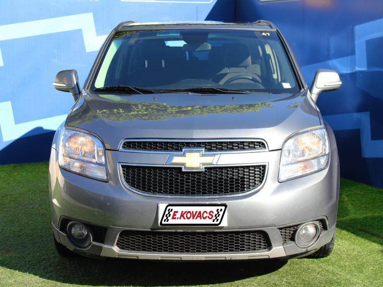 chevrolet orlando ls 2.0 at