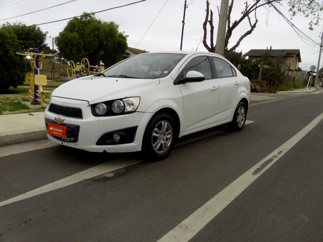 Chevrolet sonic 1.6
