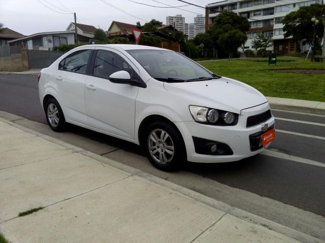 Autos Automotora RPM Chevrolet Sonic 1.6 2016