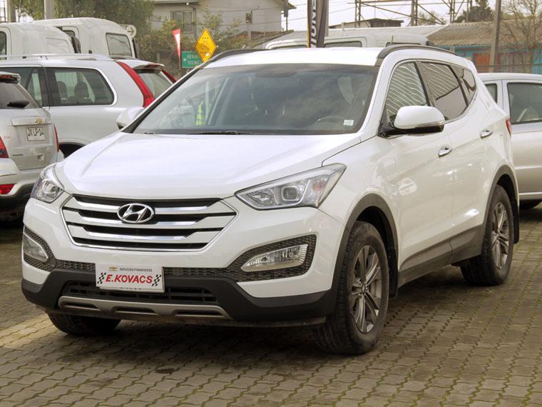 Camionetas Kovacs Hyundai Santa-fe gls 2.4 at 2015