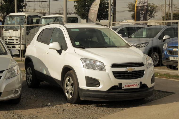 chevrolet tracker ls 1.8